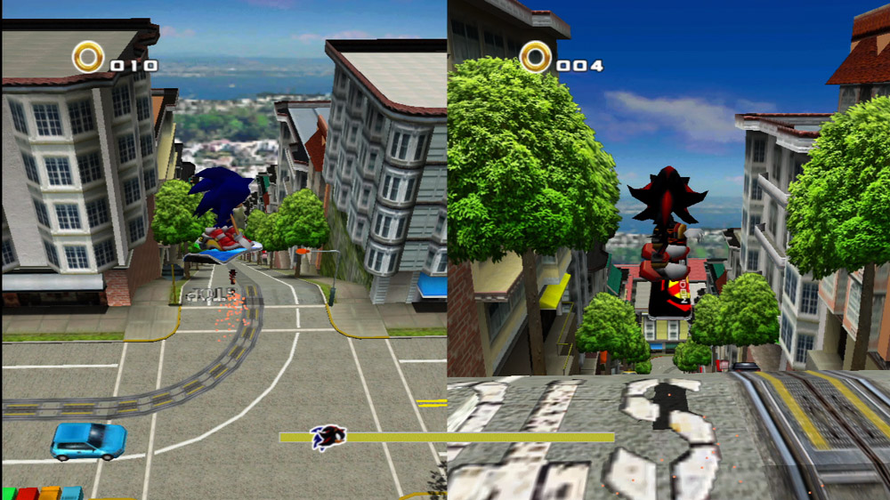 Sonic adventure 2 скачать на андроид