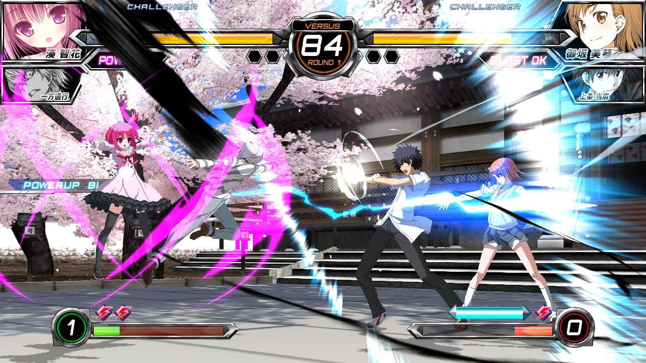 Dengeki bunko fighting climax скачать на пк
