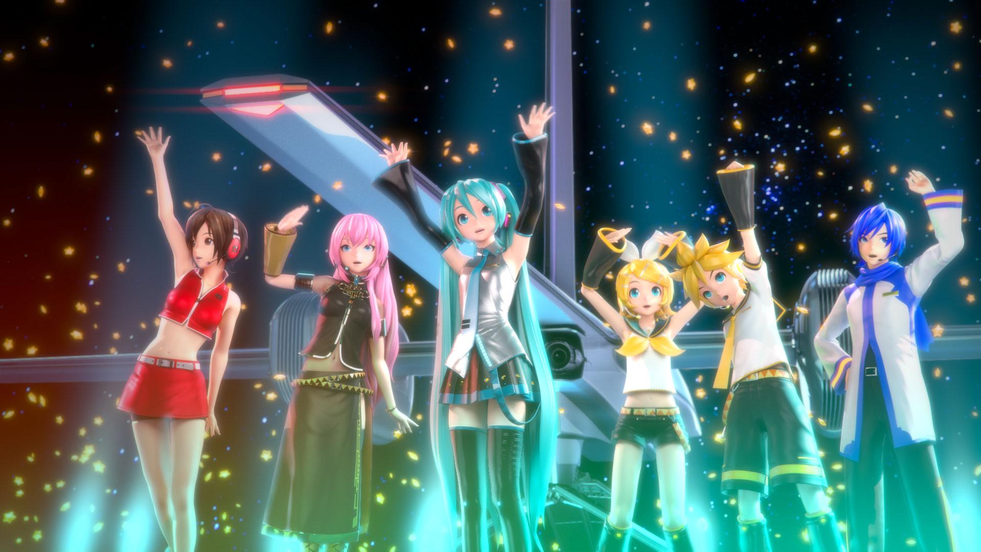 Hatsune Miku: Project DIVA F 2nd | SEGA