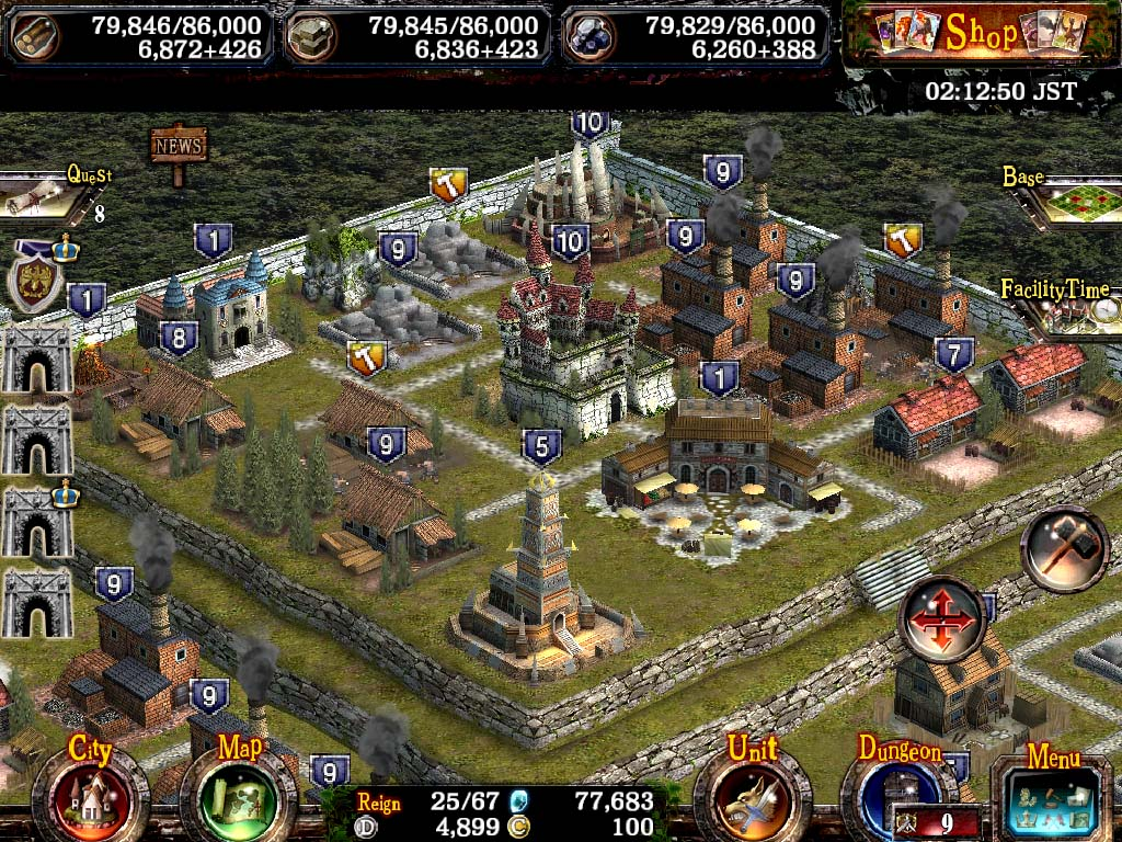 Kingdom Conquest Ii Sega
