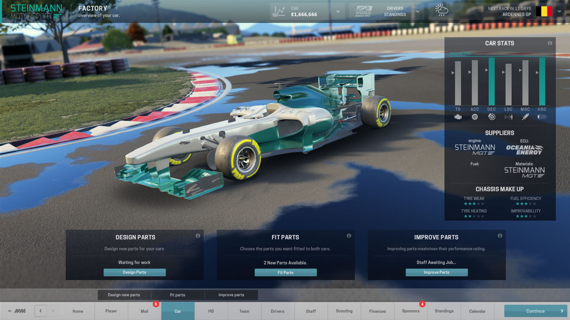 New motorsport manager: mobile 2 guide for android apk download.