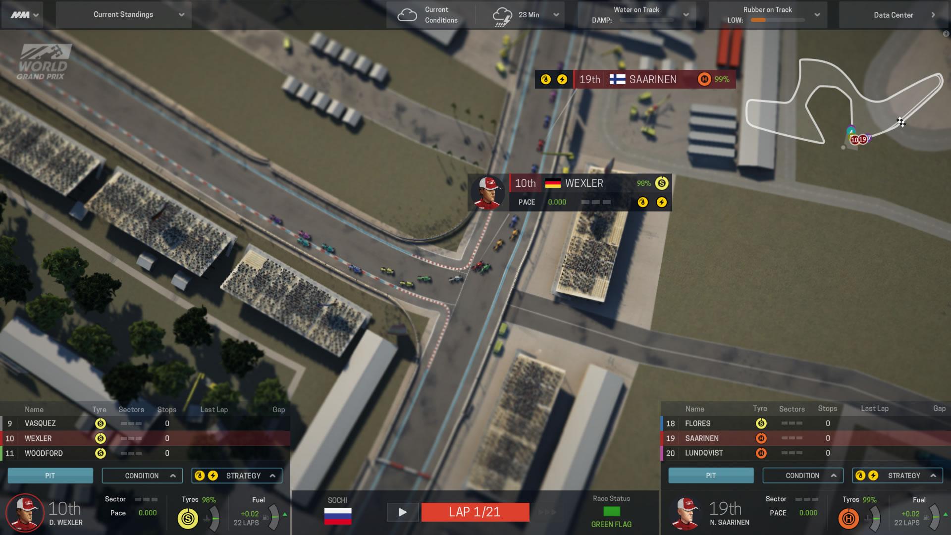 Free Download Motorsport Manager: GT Series PC Full Version - Ronan Elektron