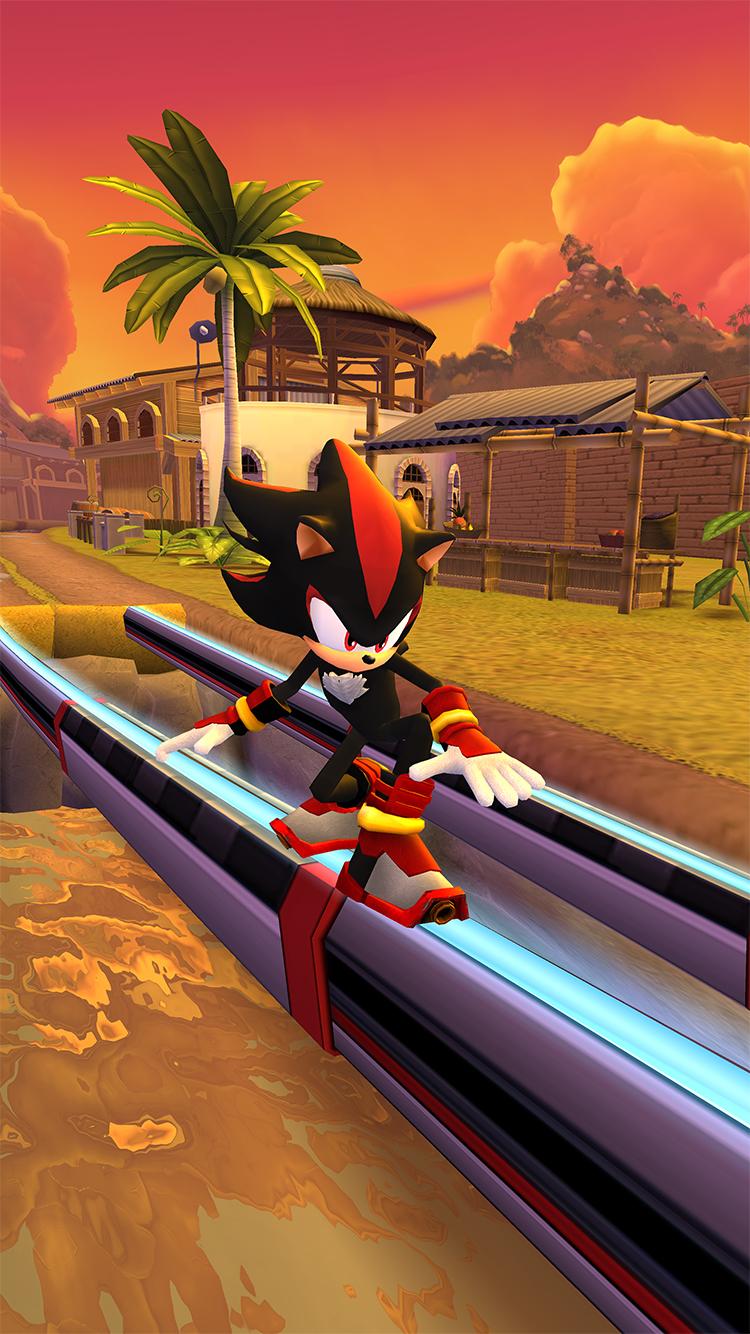 Sonic dash 2 sonic boom sega - Shadow sonic boom ...