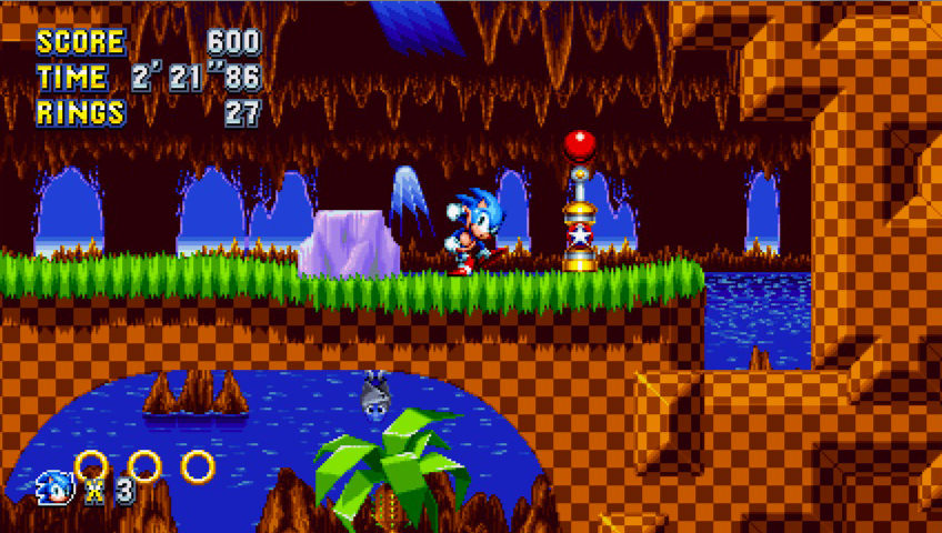 Sonic Mania Review (& Knuckles) -