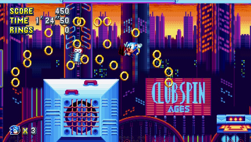 Sonic Mania Review Image 2