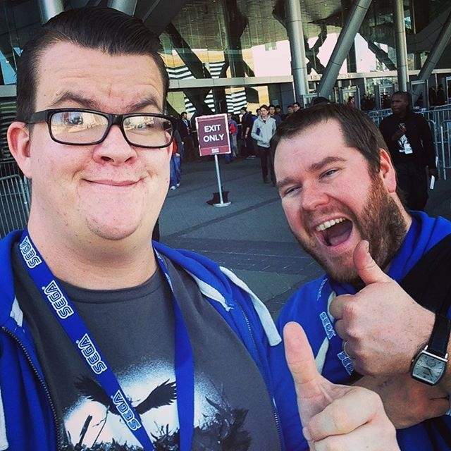 Woo! #PAXEast2016 in the bag! Thanks to everyone that came by! Check out our daily show #Vlogs http://YouTube.com/SEGAEurope & I'll see you at the next show...