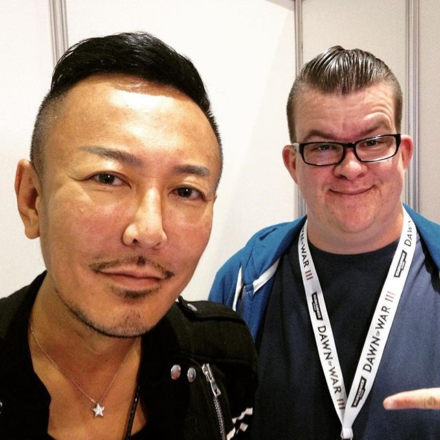Make sure you subscribe to YouTube.com/SEGAEurope to watch our exclusive #yakuza0 interview with Toshihiro Nagoshi #e32016 #sega