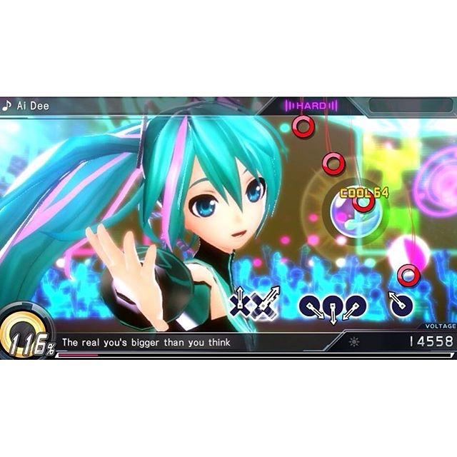 Get up and dance! Hatsune Miku: Project DIVA X is now available on PlayStation®4 and PlayStation®Vita #sega #projectdiva #hatsunemiku #ps4 #psvita