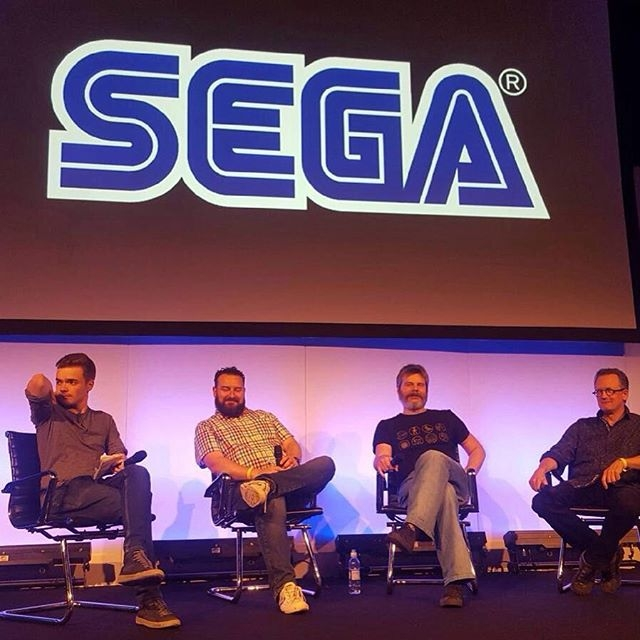 SEGA Strategy panel about to take place at #EGX2016 - featuring Amplitude Studios, Creative Assembly and SEGA! Watch it on Twitch.tv/egx