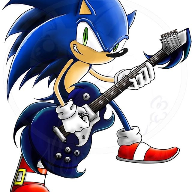 Share your fan art with us for a chance to be featured! This week's art is from @xenjabai #sonic #sega #fanart