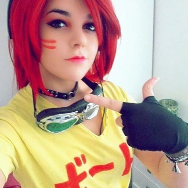 Jet Set Radio Cosplay... Beat! Photo Credit: @girania_ (tag us in your cosplay photos for a chance to get featured!) #cosplay #sega #videogames #jetsetradio