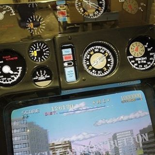 Name the game featured in this photo (the dials are just for show) #SEGATrivia #triviatuesday #videogames #sega