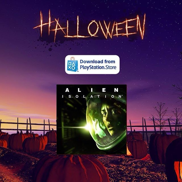 Save big on horror - with up to 69% off Alien: Isolation in the PlayStation Store this week! #sega #ps4 #playstation4 #videogames
