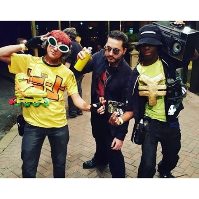 Check out this awesome #JetSetRadio #cosplay Photo Credit: @shengoro86 Remember to tag us for a chance to be featured! #sega #videogames #dreamcast