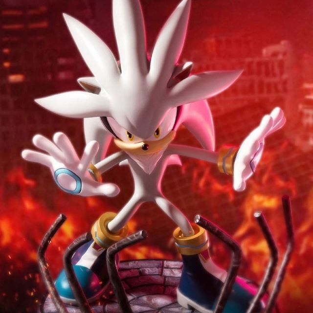 ICYMI: This Silver the Hedgehog statue is now available for pre-order! Learn more at First4figures.com #silverthehedgehog #sonicthehedgehog #videogames #gamerlife #sega