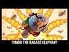 Embedded thumbnail for TEMBO THE BADASS ELEPHANT