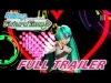 Embedded thumbnail for Hatsune Miku: Project DIVA Future Tone