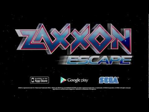 Embedded thumbnail for Zaxxon Escape