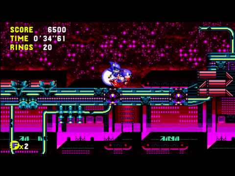 Embedded thumbnail for Sonic CD™
